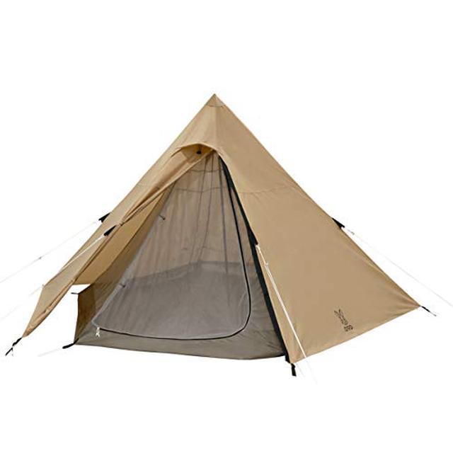画像2: ワンポールテント「ロゴスナバホ300」の設営方法 キャンプ初心者向け