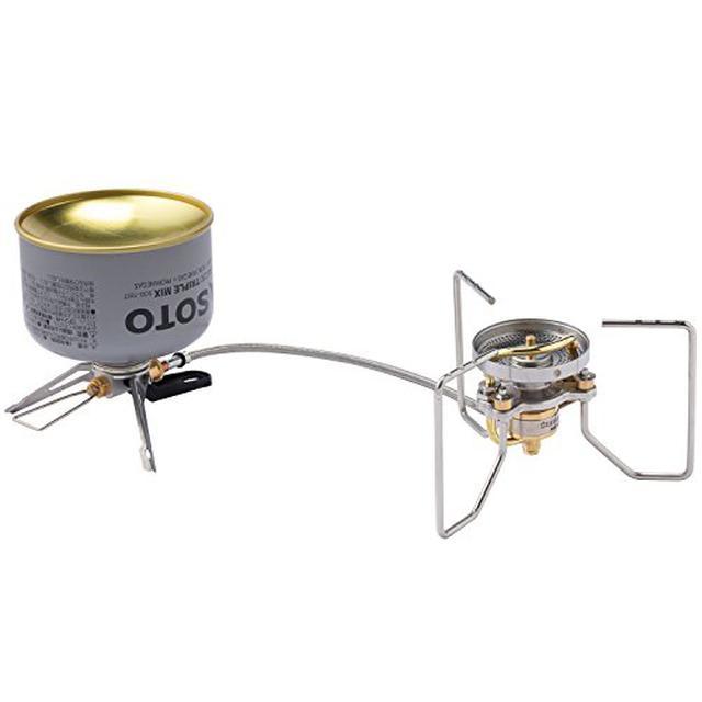 画像1: 【おぎやはぎのギアキャン#10】ガスとガソリンが使える! SOTO『ストームブレイカー SOD-372』を体験