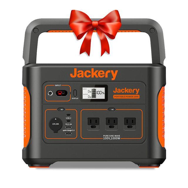 画像1: 【鈴木拓のハピキャン】Jackery(ジャクリ)のポータブル電源を使用して冬キャンプも超快適ずぼらキャンプ!in 三重県いなべ市