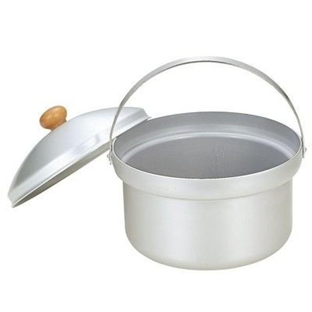 画像2: 【まとめ】キャンプにおすすめのクッカー9選! 持っておきたい調理器具(メスティン・スキレット)などもあわせてご紹介します