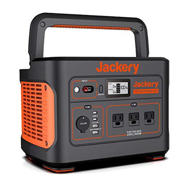 画像5: 筆者愛用の「Jackery (ジャクリ)ポータブル電源700」は使い勝手抜群! 1台で快適なキャンプ時間が手に入る