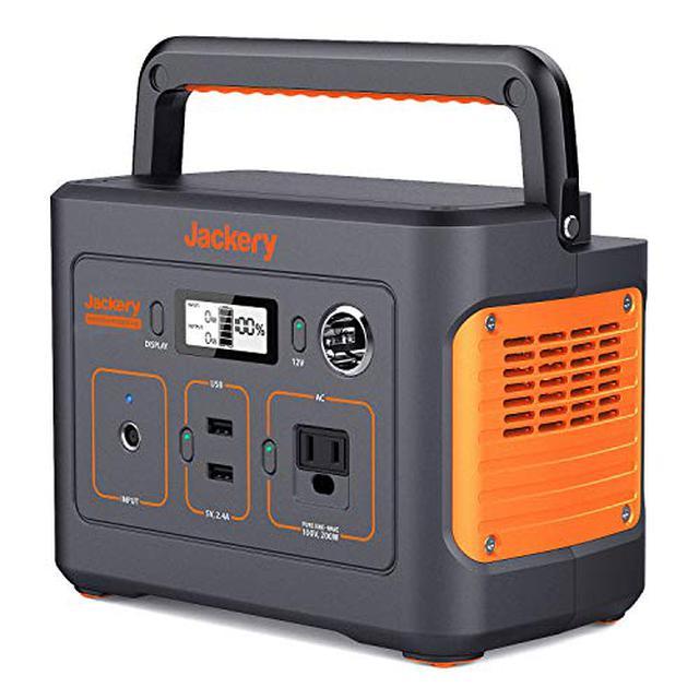 画像3: 筆者愛用の「Jackery (ジャクリ)ポータブル電源700」は使い勝手抜群! 1台で快適なキャンプ時間が手に入る