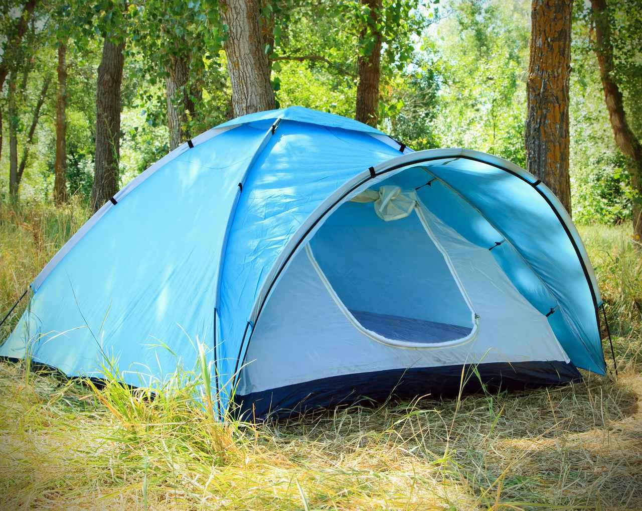 画像: 【選び方のポイント】ワンタッチテント・ポップアップなどの簡易テントを選ぶ際のポイントは4つ!