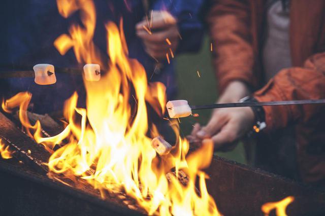 画像: 焚き火台(ファイアスタンド)をDIY! 上級キャンパーが作り方を伝授 - ハピキャン(HAPPY CAMPER)