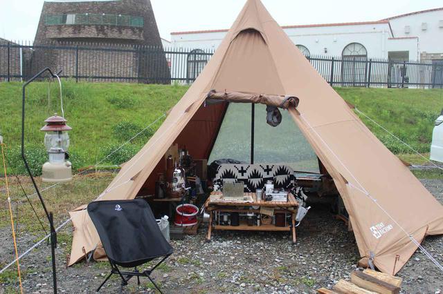 画像: おしゃれキャンプのコツ大公開 レイアウト・小物使いなど真似したいスタイル豊富! - ハピキャン(HAPPY CAMPER)