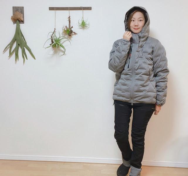 画像: モデル:サリー(この記事を書いた人)163cm/アウターL/パンツM/ブーツS
