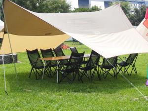 画像2: 新木場公園バーベキュー広場で防災プログラム=STEP CAMPと合わせて食事ラウンジを開催!(都立新木場公園バーベキュー広場 新木場アウトドアセンター)