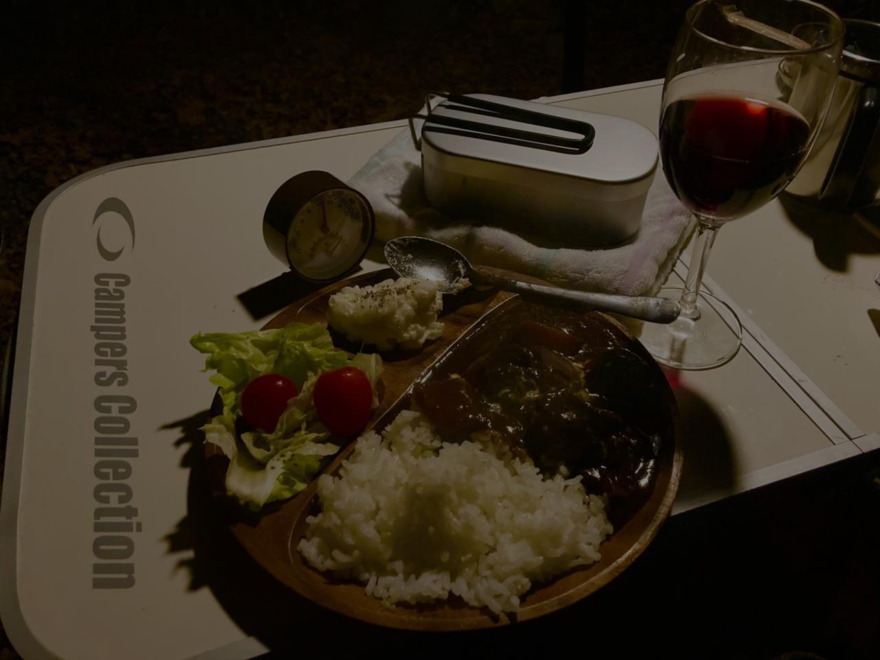 画像: 筆者撮影 写メを撮ってもこの通り料理が美味しそうに見えません…。