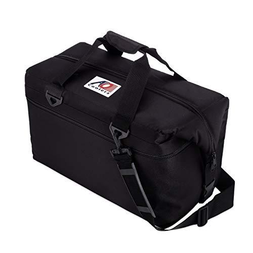 画像2: 【AOクーラーズ】の保冷バッグをレビュー! キャンプに最適! 最強の保冷力&軽量さが魅力★