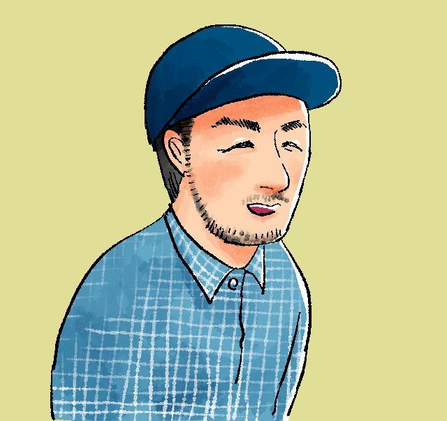 画像1: 槻さん