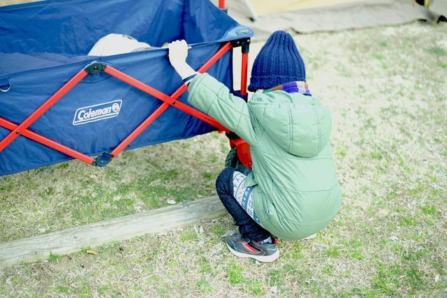 画像4: 【冬デイキャンプ】ビギナーにおすすめ!無理せず家族で楽しめるアイディアや注意ポイントを紹介