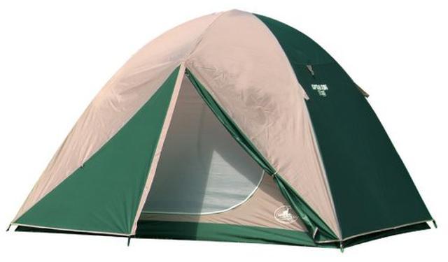 画像7: キャンプ初心者のファミリー向け! 家族の人数別におすすめのドームテント7選をご紹介