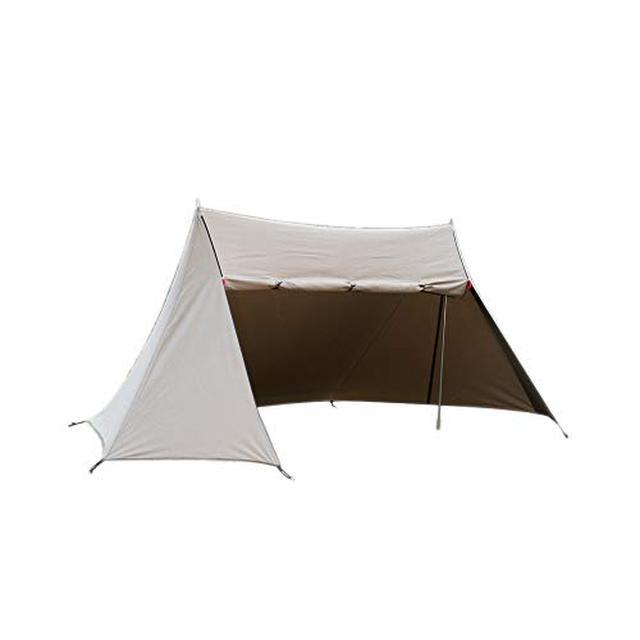 画像3: テンマクデザインおすすめテント 三角形テントに女子向け・ファミリー向けなど厳選5選