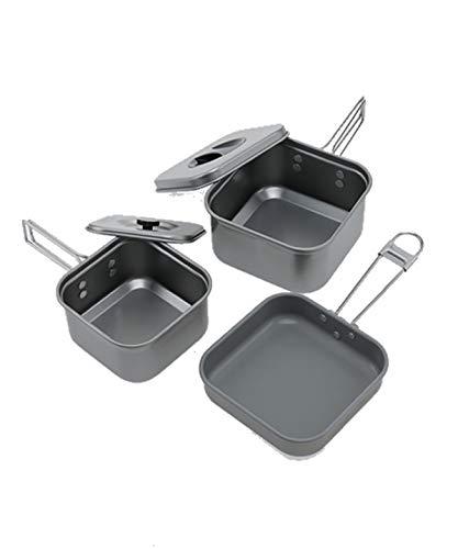 画像5: コッヘルの失敗しない選び方&おすすめ11選 キャンプでの料理や炊飯に必須!