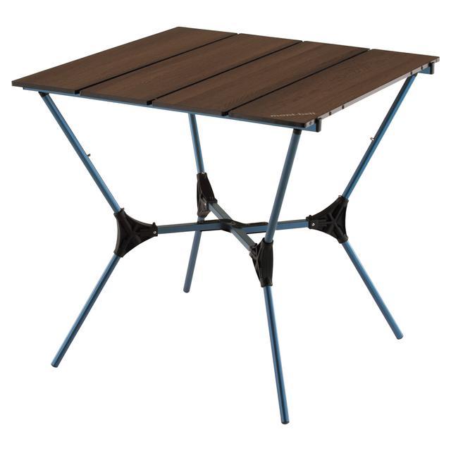 """画像2: 万能すぎる折りたたみテーブル! モンベル の""""予約完売""""の新作テーブルをGETしました!"""