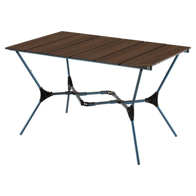 """画像1: 万能すぎる折りたたみテーブル! モンベル の""""予約完売""""の新作テーブルをGETしました!"""
