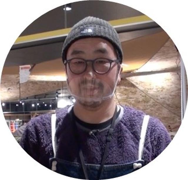 画像1: 小井土さん