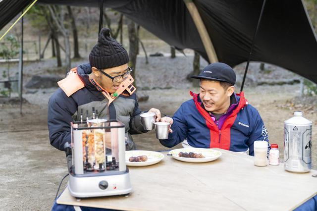 画像1: 【鈴木拓のハピキャン】Jackery(ジャクリ)のポータブル電源を使用して冬キャンプも超快適ずぼらキャンプ!in 三重県いなべ市 - ハピキャン(HAPPY CAMPER)