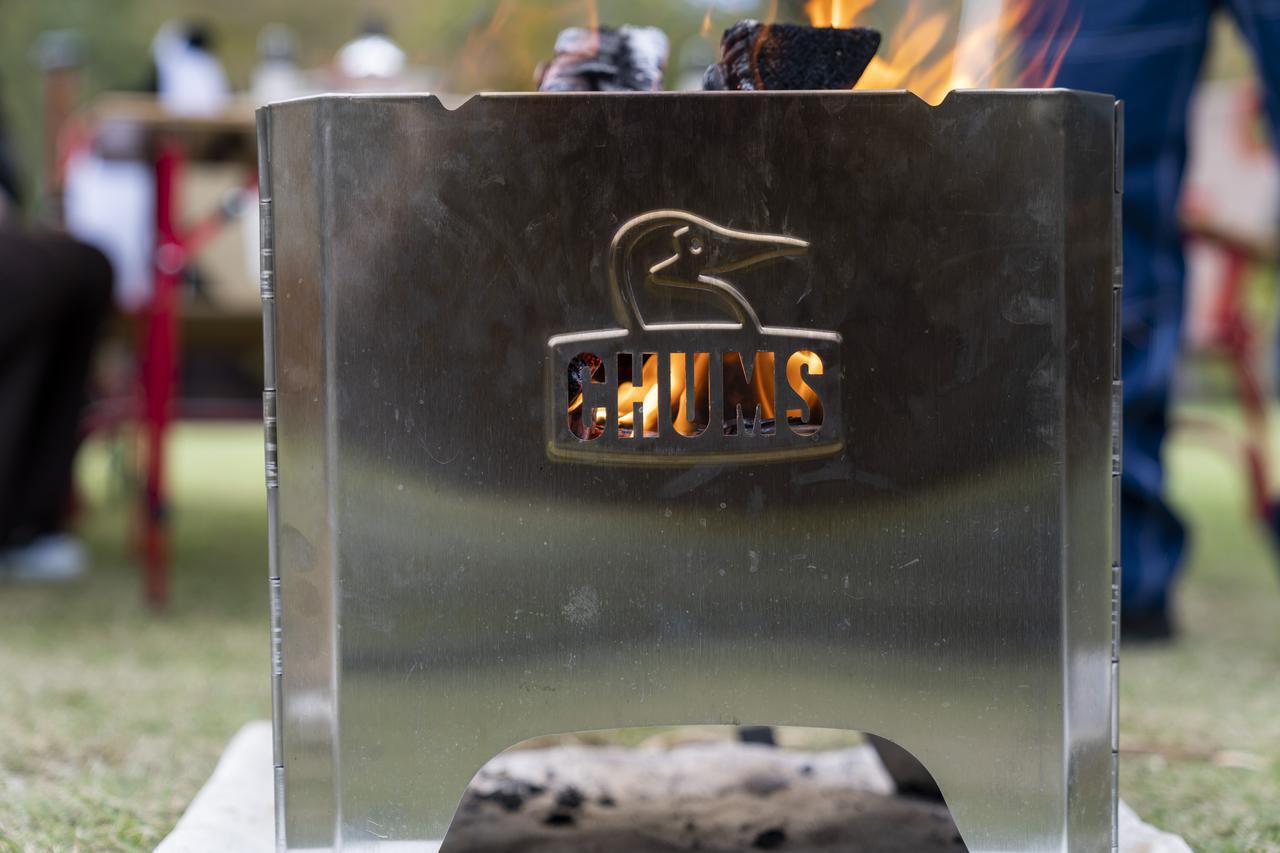 画像: 【CHUMS CAMP 2020 ONLINE イベントレポート第5弾】チャムス流焚き火の楽しみ方! 人気の焚き火台もご紹介 - ハピキャン(HAPPY CAMPER)