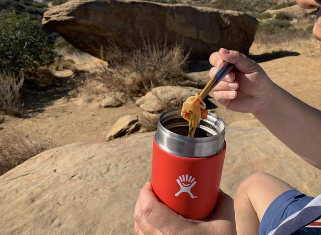 画像: Hydro Flask(ハイドロフラスク)の保温ジャー「フードフラスク」は冬のトレッキングやピクニックに重宝する!ほったらかし料理にも最適です - ハピキャン(HAPPY CAMPER)