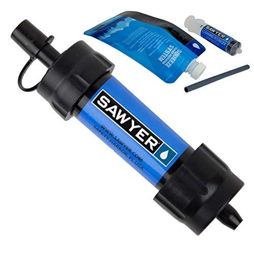画像1: 【ソーヤー浄水器】「SAWYER(ソーヤー)浄水器」で川の水を飲み水に! アウトドアシーズンにおすすめ!