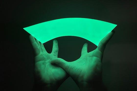 画像: 【超高輝度】蓄光ステッカーシート「Glow HOTARU B5」
