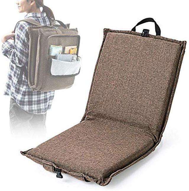 画像5: 『アウトドア座椅子』を導入してお座敷スタイルを完全制覇! 超快適なキャンプ体験を楽しもう