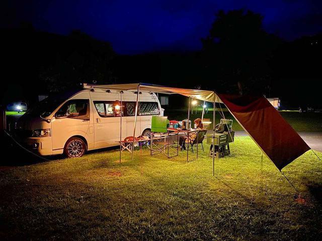 画像2: 【キャンプの基本シリーズ1】キャンプ歴40年のキャンプライターが教える『サイトの選び方とレイアウト』 - ハピキャン(HAPPY CAMPER)
