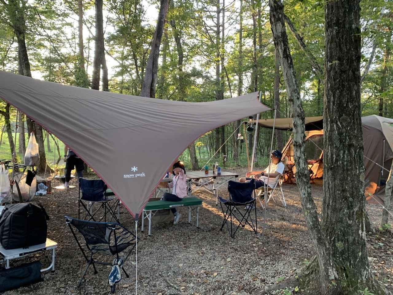 画像: 【おすすめキャンプ場18】本格アスレチックも人気!森の中の高規格キャンプ場「ライジングフィールド軽井沢」 - ハピキャン(HAPPY CAMPER)