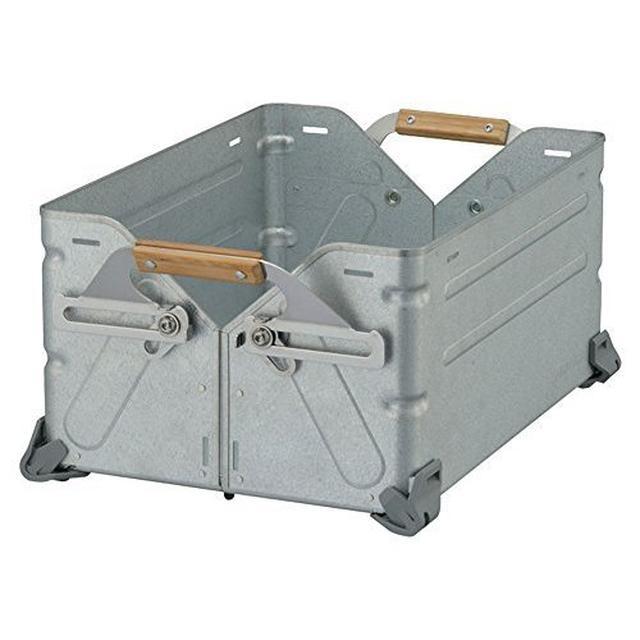 画像3: 【まとめ】キャンプ道具の収納ボックス厳選6つ! スノーピーク・無印良品など カスタム事例もご紹介