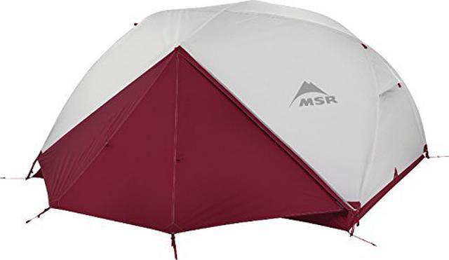 画像: 【テントレビュー】MSR「エリクサー3」はソロキャンプや2人キャンプにおすすめ!超軽量で登山にも