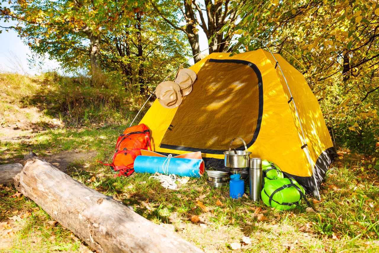 画像: 【おすすめ】ソロキャンプの道具は最低限これだけでOK 初心者向け道具リストを大公開 - ハピキャン(HAPPY CAMPER)