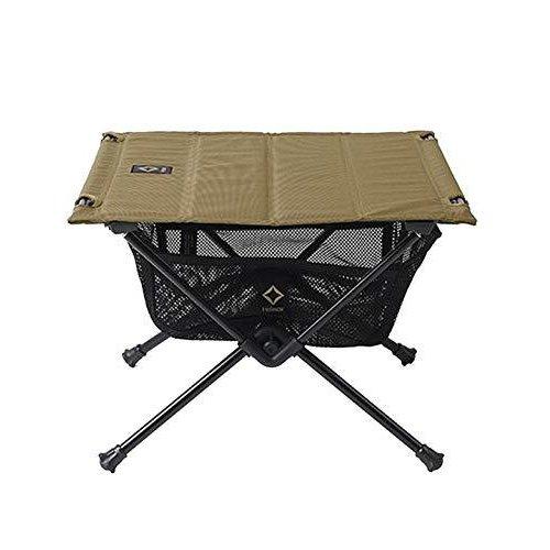 画像2: ヘリノックスの『タクティカル テーブル M』をレビュー! 機能的なアウトドアテーブルの魅力に迫る