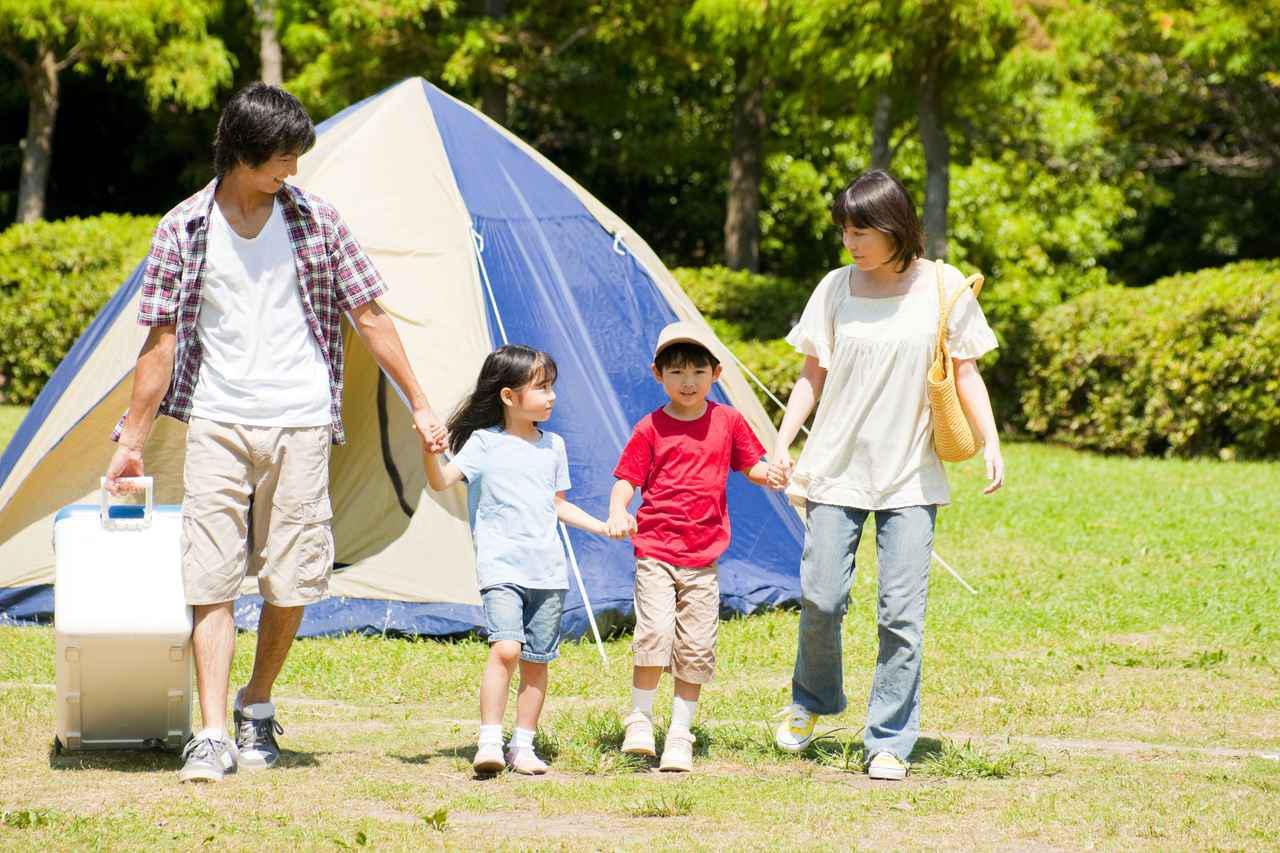 画像: 【神奈川県】おすすめキャンプ場紹介&ファミリーデイキャンプで最低限必要な持ち物3選 - ハピキャン(HAPPY CAMPER)