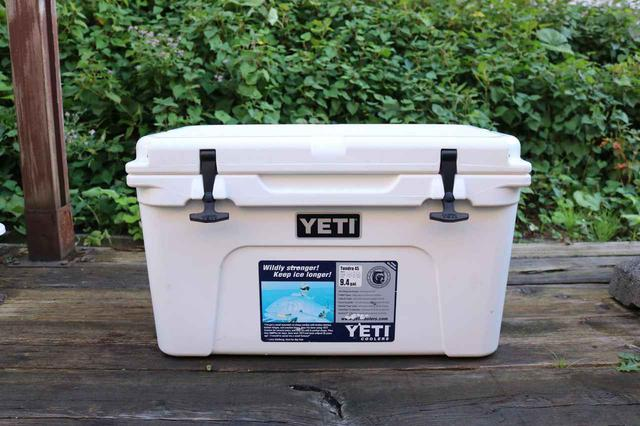 画像: 【YETIタンドラ45をレビュー!】耐久性&保冷力抜群のおすすめクーラーボックス - ハピキャン(HAPPY CAMPER)