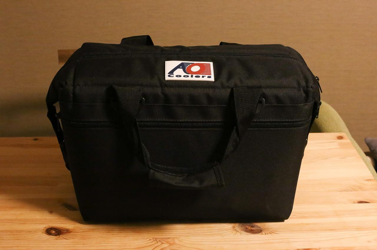 画像: 【レビュー】「AOクーラーズ」の保冷バッグはキャンプに最適! 最強の保冷力&軽量さが魅力 - ハピキャン(HAPPY CAMPER)