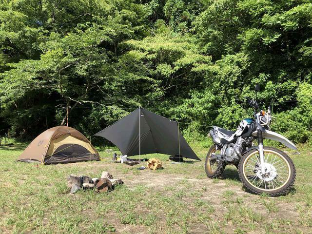 画像: 【ミニタープ5選】ソロキャンプやバイクツーリングにおすすめなコンパクトタープ! - ハピキャン(HAPPY CAMPER)
