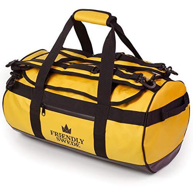 画像5: アウトドアで活躍するおすすめのダッフルバッグを紹介! グレゴリーやパタゴニアなど