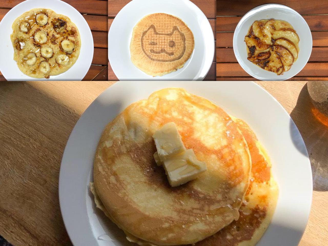 画像: 【スイーツレシピ4選】超簡単おすすめ「パンケーキ」!ファミリーキャンプのおやつにぴったり - ハピキャン(HAPPY CAMPER)