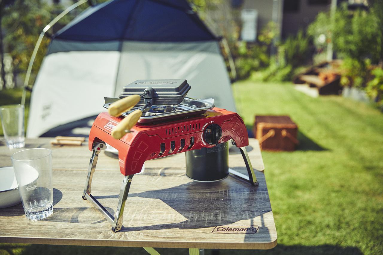 画像: 【コールマン2021年新製品】テント以外のキャンプギア8選をご紹介! シングルガスストーブ、バーベキューテーブル、ノーザンノバなど - ハピキャン(HAPPY CAMPER)