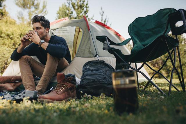 画像: ソロキャンプ向けテントの選び方 DOD・コールマン・オガワなどおすすめテント6選 - ハピキャン(HAPPY CAMPER)