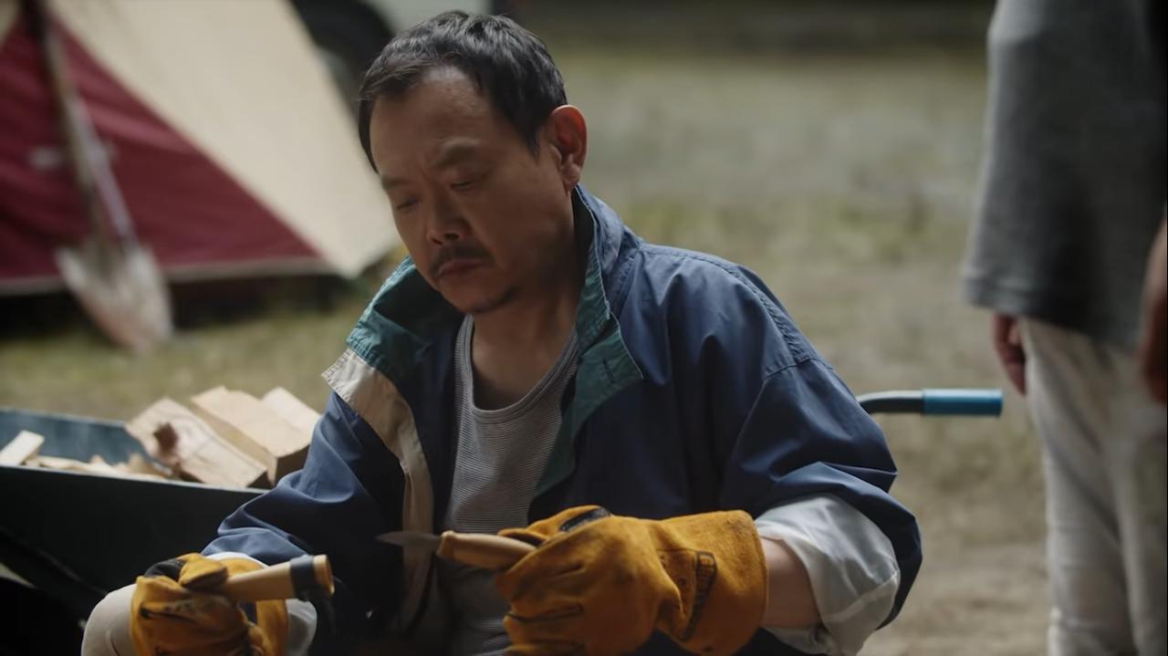 画像1: 「おやじキャンプ飯 第四話より」 www.youtube.com