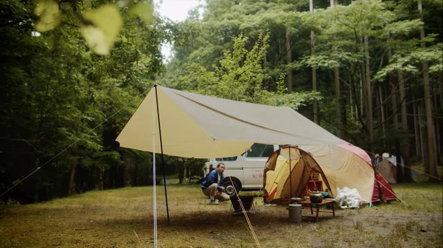 画像: 「おやじキャンプ飯 第二話より」 www.youtube.com