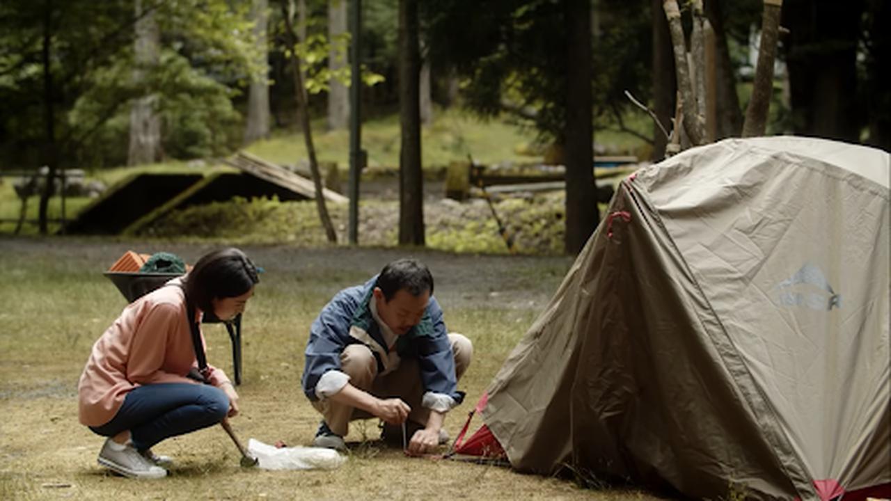 画像1: 「おやじキャンプ飯 第六話より」 www.youtube.com