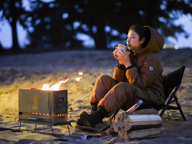 画像4: キャンプでも家でもぬくぬくリラックス