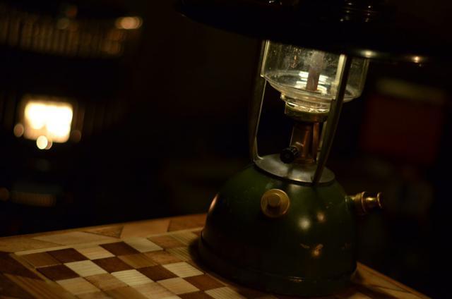 画像: 2. WILLS&BATES社|Vapalux Lantern M320 Army Green