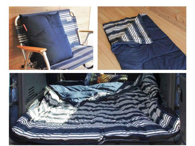 画像: 【最速レビュー】コールマン2021年新製品「アドベンチャークッションバッグ/C5」 寝袋とクッションの2Way! - ハピキャン(HAPPY CAMPER)