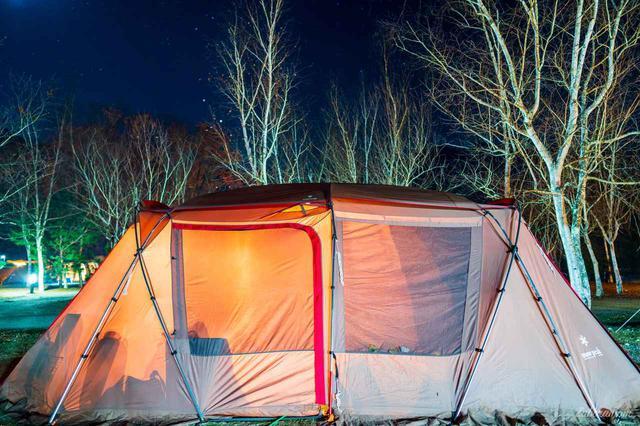 画像: 【愛用シェルターレビュー】snow peak(スノーピーク)「ランドロック」で冬キャンプを楽しんでます! - ハピキャン(HAPPY CAMPER)