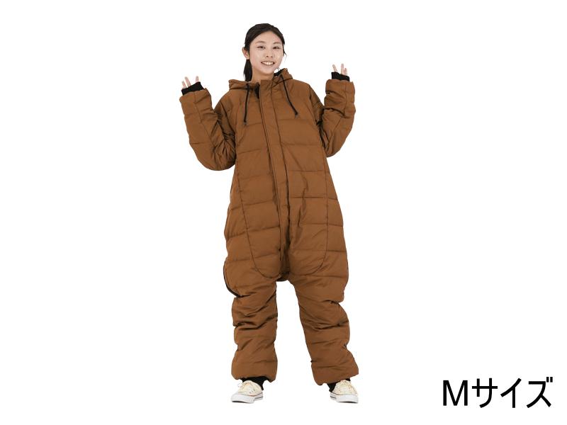画像: 【注目リリース】DOD(ディーオーディー)×「布団の西川」。あったかダウンが全身を覆う人型の防寒ウェア「ブクロマンX」が誕生