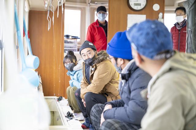 画像2: photographer 吉田 達史(シーズン18「バイきんぐ・西村流  冬のお泊まりキャンプに挑戦」より)
